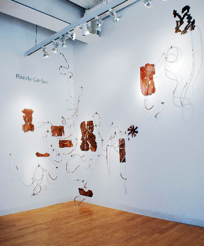 Connect, installation view